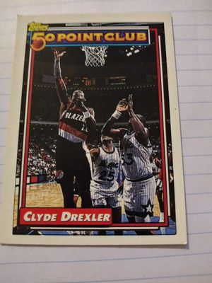 Clyde drexler for Sale in Paducah, KY
