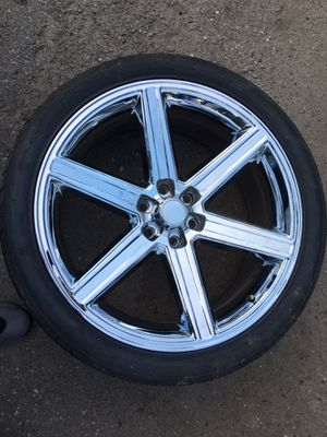 """3 Rims Only. 24""""s for Sale in Arvada, CO"""