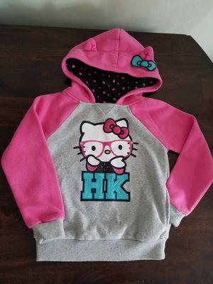 Hello Kitty Sweatshirt size 4t for Sale in Long Beach, CA