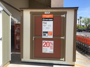 Tuff Shed Lean 2 for Sale in Las Vegas, NV