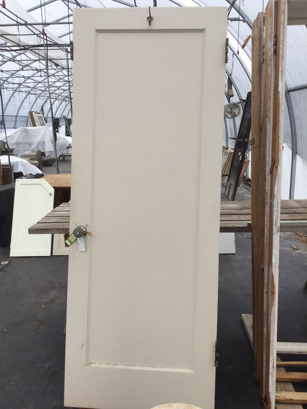 Old Solid Fir Doors