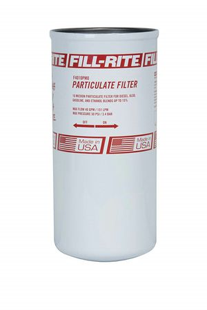 "Fill-Rite F4010PM0 1"" 40 GPM (151 LPM) 10 Micron Particulate Spin-On Fuel Filter for Sale in Renton, WA"