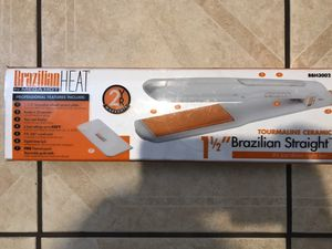Hair Straightener Brazilian Heat for Sale in North Las Vegas, NV