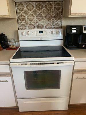 Whirlpool Electric Range 30in & Dishwasher for Sale in Phoenix, AZ