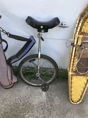 Savage unicycle for Sale in Bear Lake, MI