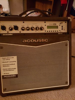 Acoustic speaker for Sale in Sterling, VA