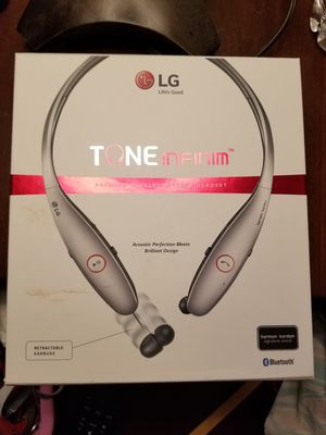LG bluetooth headset for Sale in Guadalupe, AZ