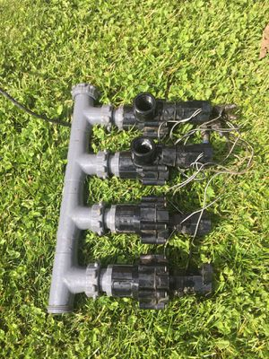 Sprinkler valves/manifold for Sale in Layton, UT