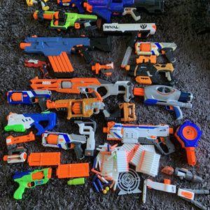 Nerf Gun Bundle for Sale in Spring Valley, CA