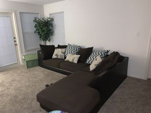 Sectional couch for Sale in Apex, NC