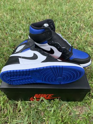 Jordan 1 Retro High Royal Toe size 8.5 for Sale in Cutler Bay, FL