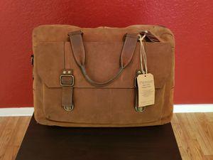 Premium Wilson's Leather vintage messenger bag for Sale in Las Vegas, NV