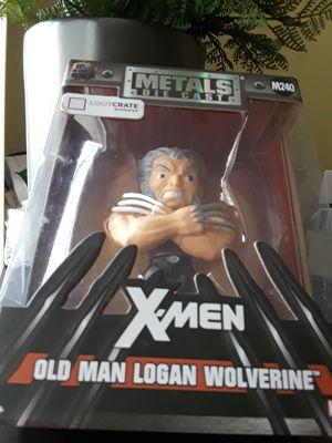Old men Logan Wolverine figure for Sale in Hayward, CA