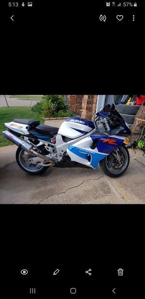 T l v twin Suzuki 1999 for Sale in Arlington, TX