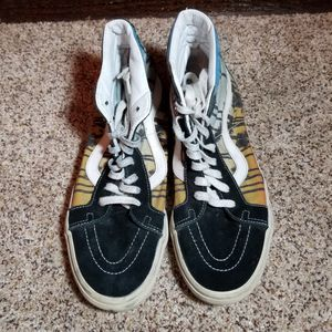 Vans high tops men's shoes size 11, surf edition for Sale in McKinney, TX