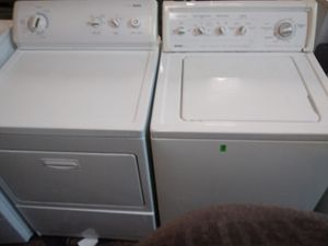 Kenmore Washer and Gas Dryer for Sale in Jefferson Hills, PA