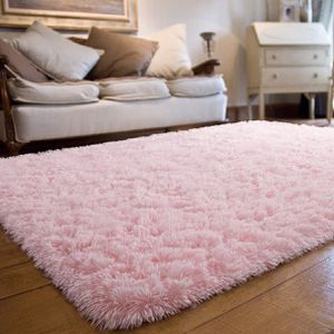 Soft Fluffy Shag Area Rufor Bedroom Living Room - Large Fuzzy Fur Carpet Nursery Kids Playroom Classroom Plush Decor - Furry Rug Used for Floor/Til for Sale in Baltimore, MD