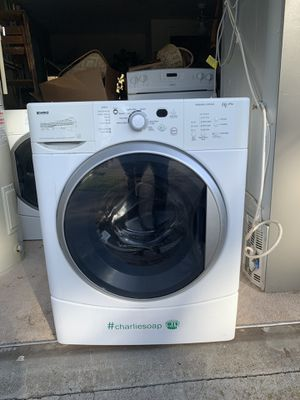 Kenmore stackable washer and dryer for Sale in Portland, OR