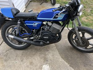 1977 Yamaha Rd400 for Sale in Croydon, PA