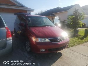 2002 Honda Oddysey EX Minivan 4D for Sale in Haines City, FL