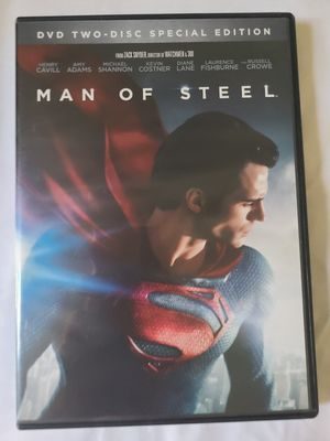 Man of Steel for Sale in Chandler, AZ