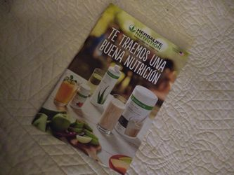 Herbalife book for Sale in Hayward,  CA