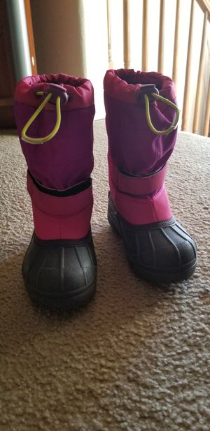 Columbia Girls Snow Boots for Sale in Colorado Springs, CO