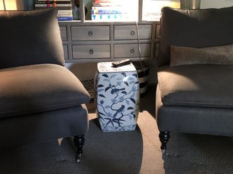 2grey Slipper Chairs for Sale in Los Angeles,  CA
