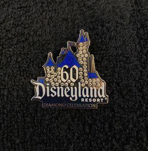 Disney Pin #205, Disneyland Resort, 60th Anniversary, Diamond Celebration Castle for Sale in San Diego, CA
