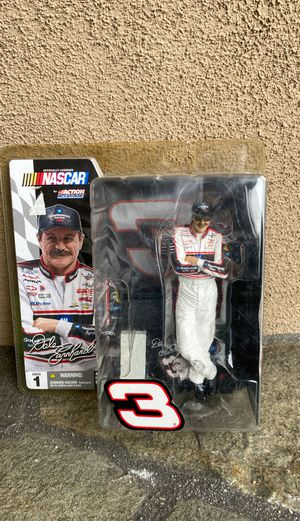 Dale Earnhardt action figure and Collective cars for Sale in Diamond Bar, CA