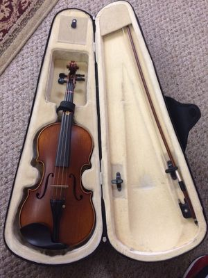 3/4 violin for Sale in Chesapeake, VA