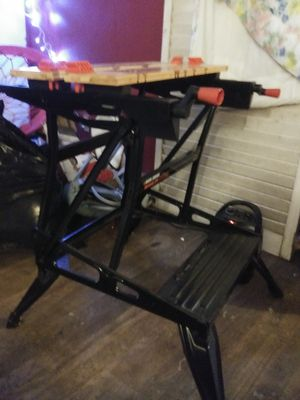 Black & decker workmate 225 for Sale in Jackson, MS