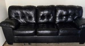 Large Leather Couch for Sale in Columbus, OH