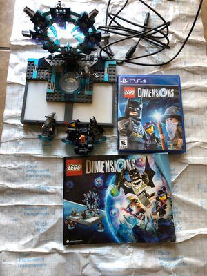 LEGO Dimensions For PS4 for Sale in Colton, CA