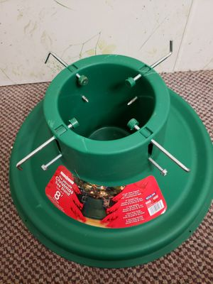 Christmas tree stand for Sale in Mason City, IA