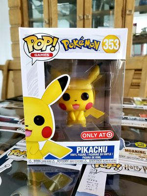 Pikachu funko pop for Sale in Palm Harbor, FL