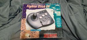 Super Nintendo arcade fighting stick for Sale in Fresno, CA
