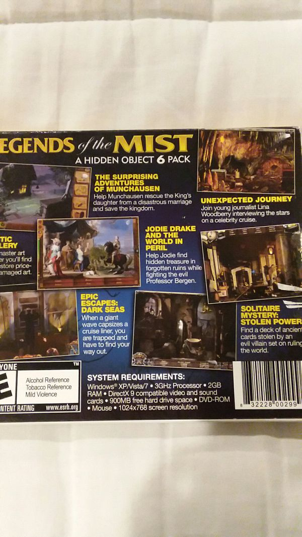 Legends of the Mist (PC)