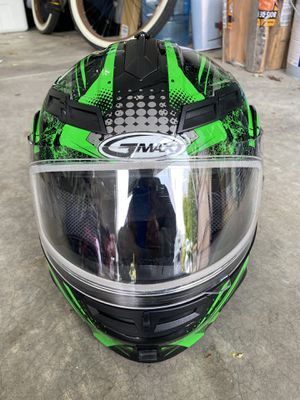 GMax Modular Snowmobile helmet- Small for Sale in Seattle, WA