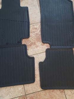 04 To 08 Acura Tsx OEM floor Mats for Sale in Yorkville,  IL