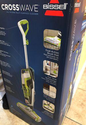 Cross wave bissel vacuum/carpet cleaner for Sale in Santa Ana, CA