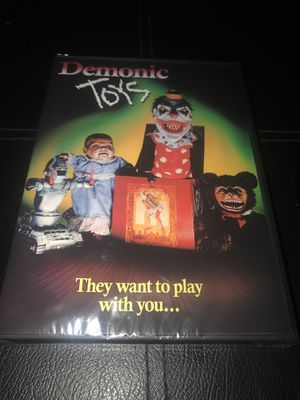 Demonic Toys DVD for Sale in Corona, CA
