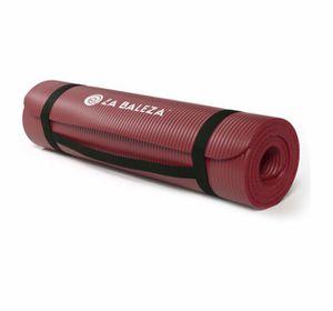 "New- La Baleza 1/2-inch Extra Thick Yoga Pilates Mat, Dragon, 24"" x 71"" for Sale in Kansas City, KS"