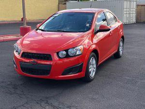 2012 Chevy Sonic for Sale in Phoenix, AZ