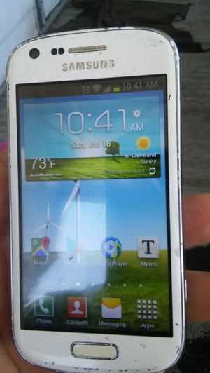 Samsung phone Boost Mobile for Sale in Cleveland, OH