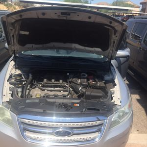 Ford Tauris 2010 Gray Mili 160 Salvage Best Obo for Sale in Cibecue, AZ