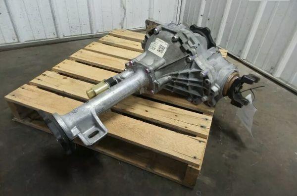 15-18 Sierra 1500 front differential