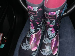 Joules rain boots for Sale in Bethesda, MD