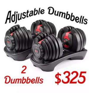 Adjustable Dumbbells ☆New in Box☆ for Sale in Riverside, CA