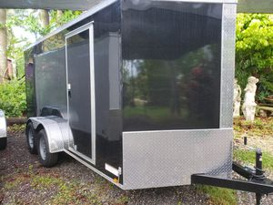 Brand new 7x14 enclosed cargo trailer 2021 for Sale in Miami, FL